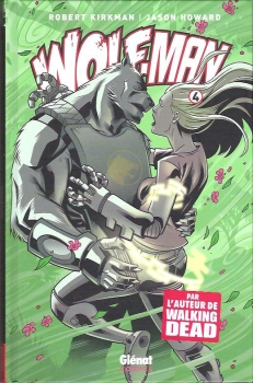 Couverture Wolf-Man, tome 4