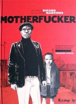 Couverture Motherfucker, tome 1