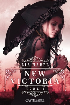 Couverture New Victoria, tome 1