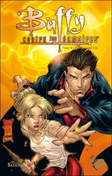 Couverture Buffy contre les Vampires Saison 03, tome 08 : Mauvais Sang partie 2