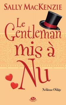 Couverture Noblesse oblige, tome 4 : Le gentleman mis à nu