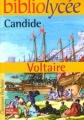 Couverture Candide / Candide ou l'optimisme Editions Hachette (Biblio lycée) 2003