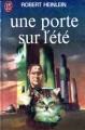 Couverture Une porte sur l'été Editions J'ai Lu 1978