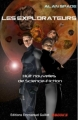 Couverture Les Explorateurs (recueil) Editions Emmanuel Guillot (Science Fiction) 2011