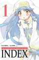 Couverture A certain magical Index, tome 01 Editions Ki-oon 2012
