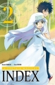 Couverture A certain magical Index, tome 02 Editions Ki-oon 2012