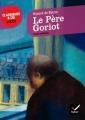 Couverture Le Père Goriot Editions Hatier (Classiques & cie - Lycée) 2011