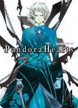 Couverture Pandora Hearts, tome 14