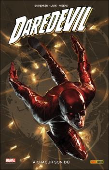 Couverture Daredevil, tome 16 : À chacun son dû