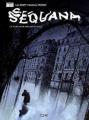 Couverture Séquana, tome 1 : Le guetteur mélancolique Editions Emmanuel Proust 2008