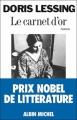 Couverture Le Carnet d'or Editions Albin Michel 2007