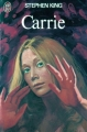 Couverture Carrie Editions J'ai Lu 1980