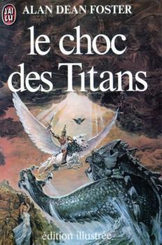 Couverture Le choc des titans