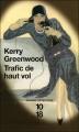 Couverture Trafic de haut vol Editions 10/18 (Grands détectives) 2006