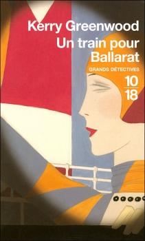 Couverture Un train pour Ballarat