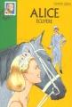 Couverture Alice écuyère Editions Hachette (Bibliothèque verte) 2003