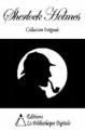 Couverture Sherlock Holmes, intégrale Editions La Bibliothèque Digitale 2012