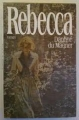 Couverture Rebecca Editions France Loisirs 1994