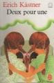 Couverture Deux pour une Editions Le Livre de Poche (Jeunesse) 1990
