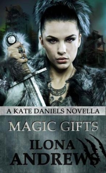 Couverture Kate Daniels, tome 05.4