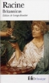 Couverture Britannicus Editions Folio  (Classique) 2000