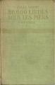 Couverture 20 000 lieues sous les mers / Vingt mille lieues sous les mers, tome 1 Editions Hachette 1929