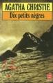 Couverture Dix petits nègres Editions Le Livre de Poche 1986