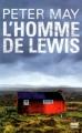 Couverture L'homme de Lewis Editions du Rouergue (Noir) 2011