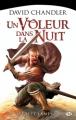 Couverture Les Sept Lames, tome 2 : Un voleur dans la nuit Editions Milady 2012