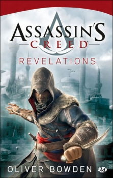 Couverture Assassin's Creed, tome 4 : Revelations
