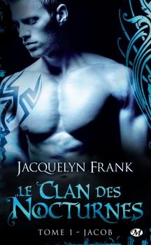 Couverture Le clan des Nocturnes, tome 1 : Jacob
