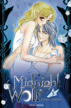 Couverture Midnight Wolf, tome 05