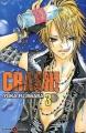 Couverture Crash !, tome 03 Editions Tonkam (Shôjo) 2012