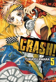 Couverture Crash !, tome 05