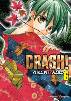 Couverture Crash !, tome 06
