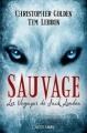 Couverture Les voyages de Jack London, tome 1 : Sauvage Editions Castelmore 2012