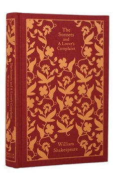 Couverture The Sonnets and A Lover's Complaint