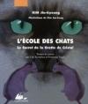 Couverture L'école des Chats, tome 1 : Le Secret de la Grotte de Cristal Editions Philippe Picquier (Jeunesse) 2004