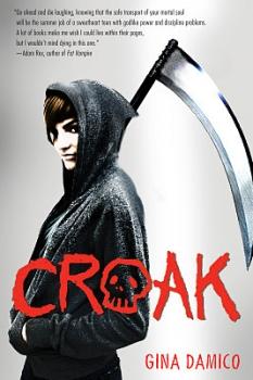 Couverture Croak, book 1