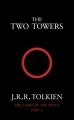 Couverture Le seigneur des anneaux, tome 2 : Les deux tours Editions HarperCollins (US) 1998