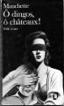 Couverture O dingos, ô chateaux ! Editions Folio  1987