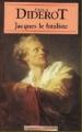 Couverture Jacques le fataliste  Editions Booking International (Classiques français) 1993