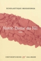 Couverture Notre-Dame du Nil Editions Gallimard  (Continents noirs ) 2012