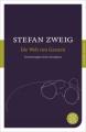 Couverture Le monde d'hier : Souvenirs d'un européen Editions Fischer 2011