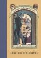 Couverture Les désastreuses aventures des orphelins Baudelaire, tome 01 : Tout commence mal... Editions HarperCollins 1999