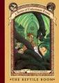 Couverture Les désastreuses aventures des orphelins Baudelaire, tome 02 : Le laboratoire aux serpents Editions HarperCollins (US) 1999