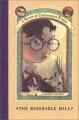 Couverture Les désastreuses aventures des orphelins Baudelaire, tome 04 : Cauchemar à la scierie Editions HarperCollins 2000