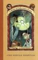 Couverture Les désastreuses aventures des orphelins Baudelaire, tome 08 : Panique à la clinique Editions HarperCollins 2001