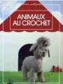 Couverture Animaux au crochet Editions Fleurus 1988