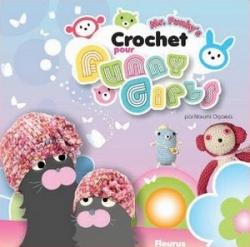 Couverture Mr Funky's, Crochet pour funny girls